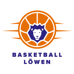 Basketball Löwen Logo