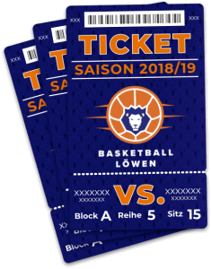 Basketball Loewen Tickets