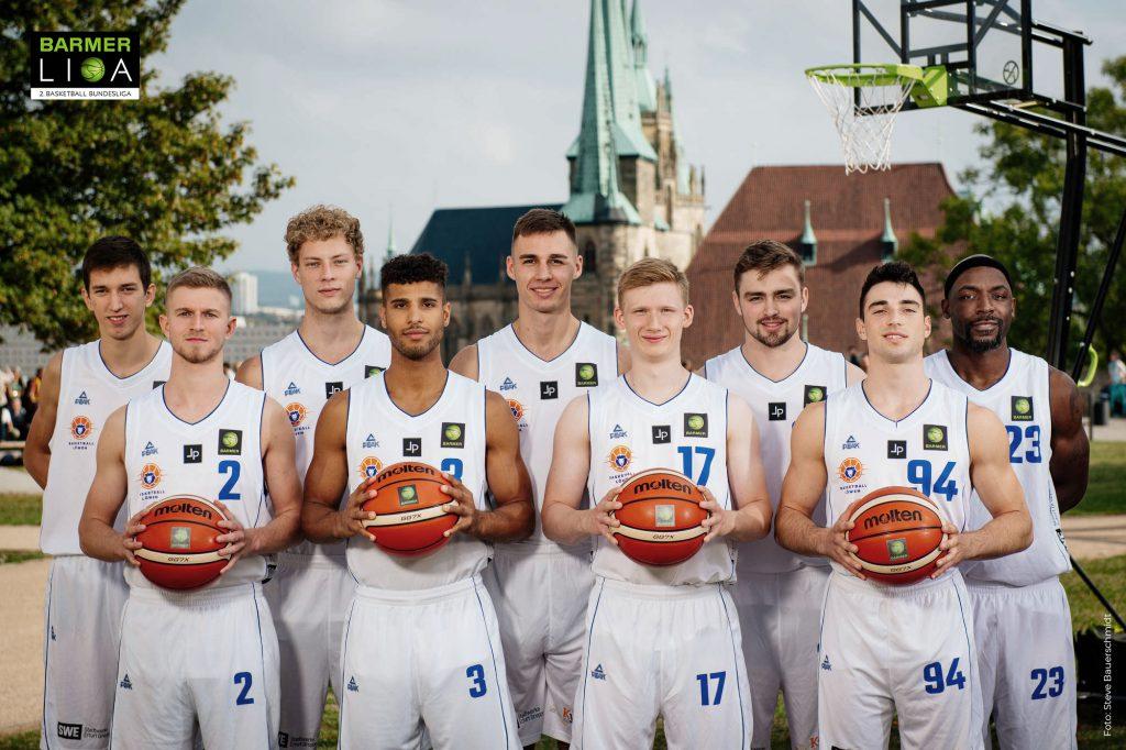 Basketball Löwen Team