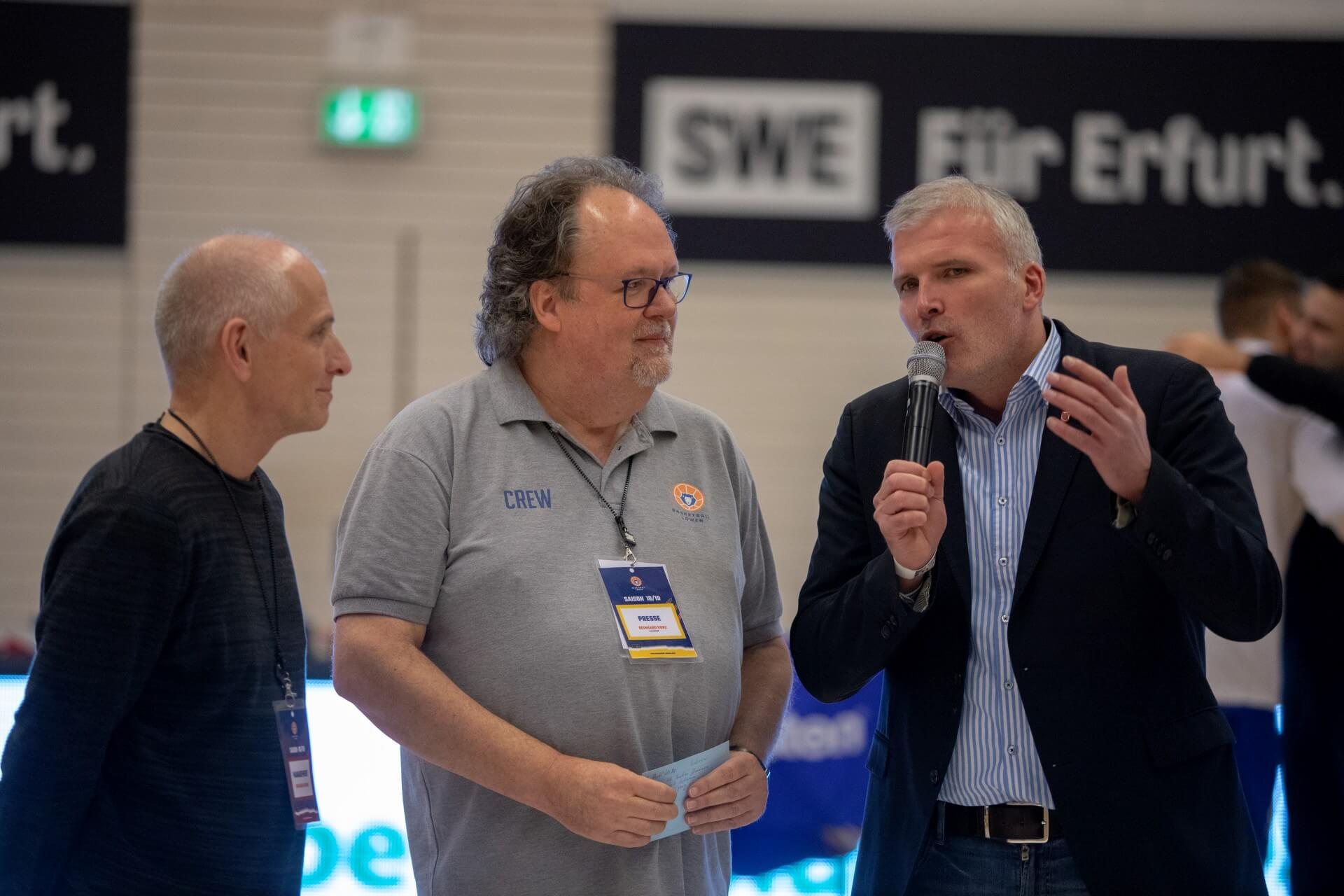 Basketball Löwen Vs BBC Coburg