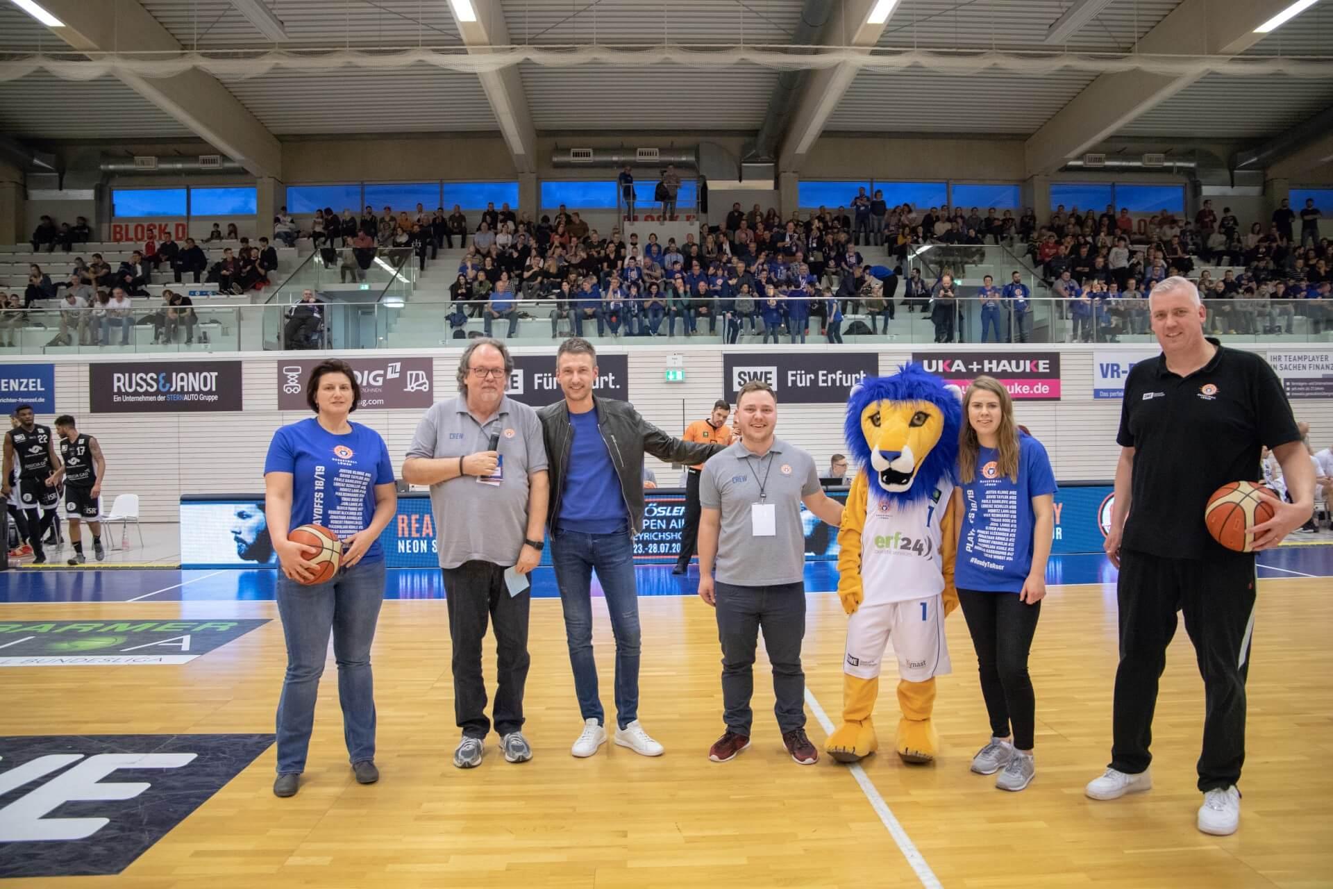 Basketball Löwen Vs WWU Baskets Münster