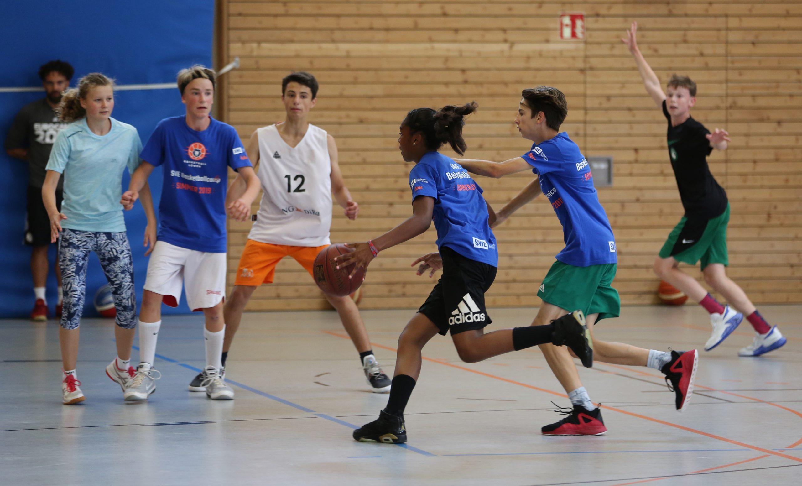 Basketball Löwen Spielplan